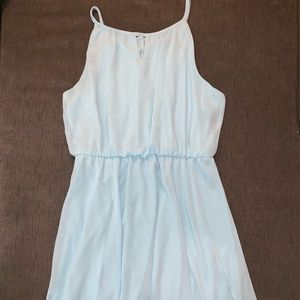 Blue Rain Dress